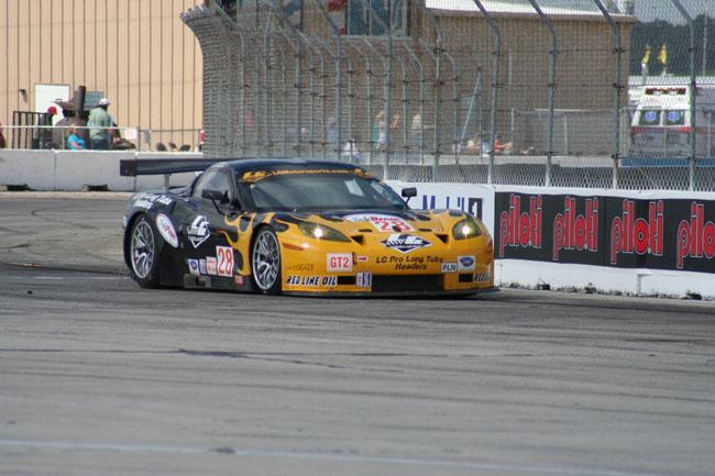 # 28 - 2008 - ALMS GT2, Lou Gigliotti at Sebring