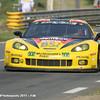 # 50 - FIA GT - 2011 - Le Mans - Oliver Gavin, Olivier Baretta, Tommy Milner, Jan Magnusen - test day