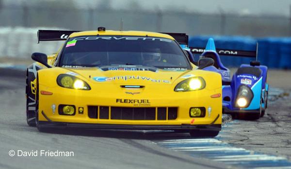 # 4 - 2013 ALMS GT2 - C6 R-008 at Sebring 12 hr - 05