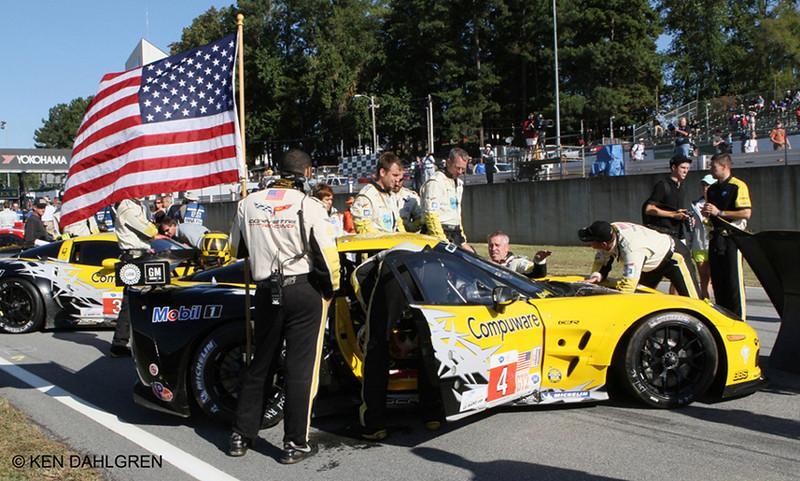 # 3 - 2010, ALMS GT2, Petite Le Mans, Kenneth Dahlgren