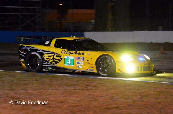 # 4 - 2013 ALMS GT2 - C6 R-008 at Sebring 12 hr - 04