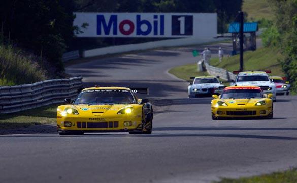 # 3 & # 4 - 2012, ALMS GT2 at Mosport