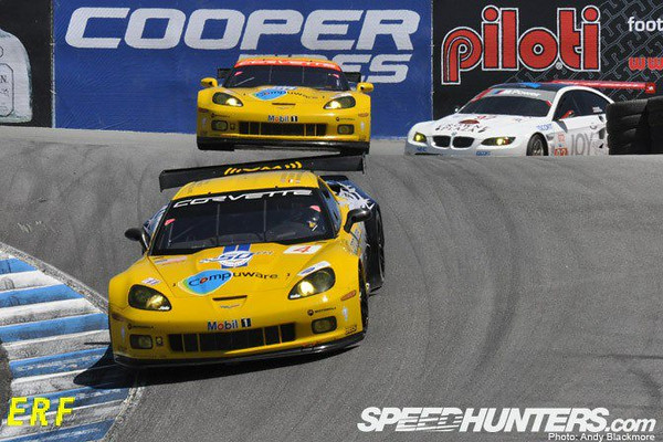# 4 - 2012,  ALMS GT2 at Laguna Seca