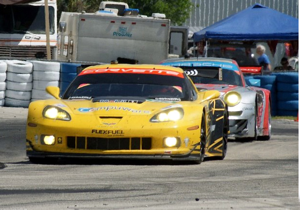 # 3 - 2012 ALMS  GT2 - C6R-005 at Sebring - Colleen Egan-02