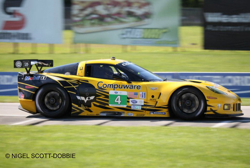# 4 - 2012 ALMS GT2 - Corv Racing C6 R-006 at Rd Amer - 01