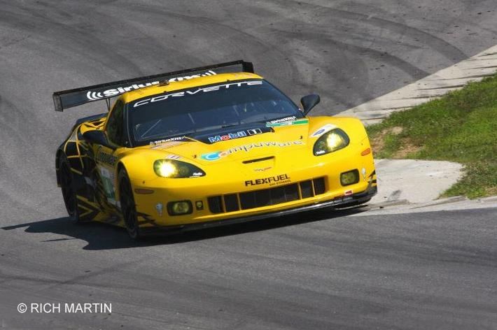 # 4 - 2012 ALMS GT2 - Corv Racing C6 R-006 at LRP - 01
