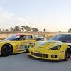 # 4 & # 3 - 2011, ALMS GT2 at Sebring