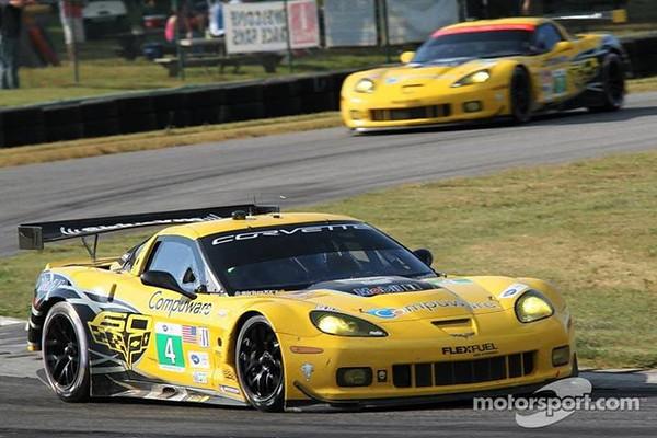 # 4 - 2013, ALMS GT2, Milner at VIR