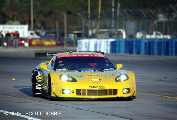 # 3 - 2013 ALMS GT2 - C6 R-007 at Sebring - 10