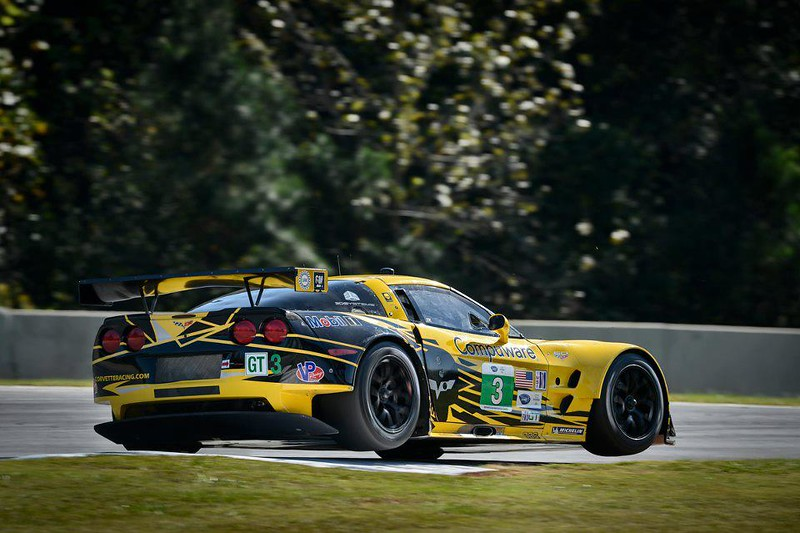# 3 - 2012, ALMS GT2 at Road America