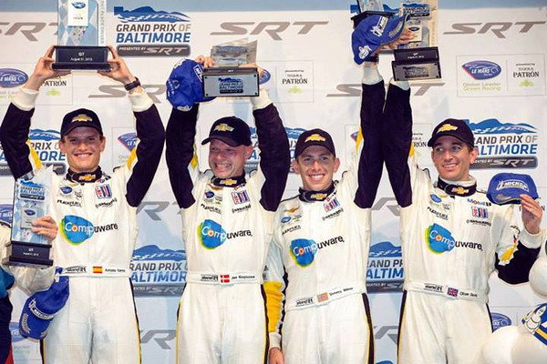 # 3 - 2013, ALMS GT2, Streets of Baltimore winners 02