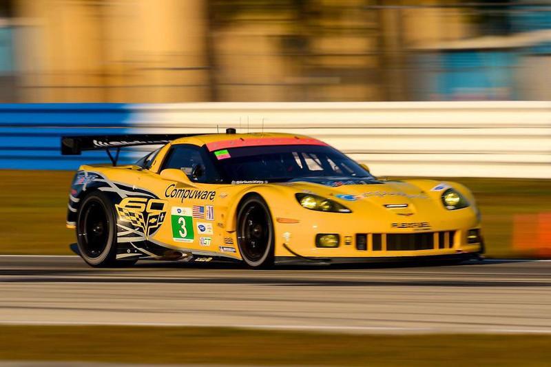 # 3 - 2013 - ALMS, Magnusen, Taylor at Sebring 02