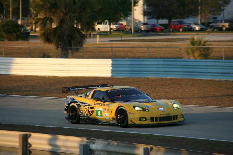 # 4 - 2013 ALMS GT2 - C6 R-008 at Sebring 12 hr - 08