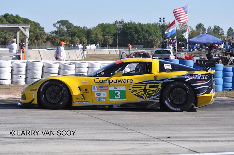 # 3 - 2013 ALMS GT2 - C6 R-007 at Sebring - DSC-0178