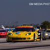 Corvette Racing, Mobil 1 12 Hours of Sebring, March 19, 2011, Sebring International Raceway, Sebring, Florida. C6.R #03 driven by Olivier Beretta, Tommy Milner, and Antonio Garcia, C6.R #4 driven by Oliver Gavin, Jan Magnussen, and Richard Westbrook (Richard Prince/GM Racing Photo).
