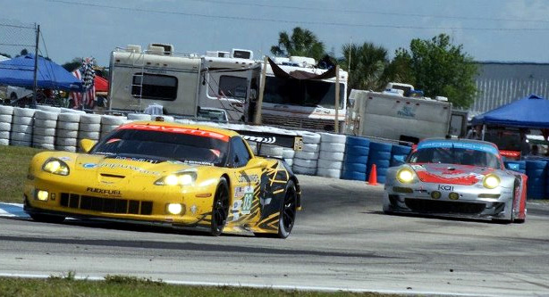 # 3 - 2012 ALMS  GT2 - C6R-005 at Sebring - Colleen Egan-01