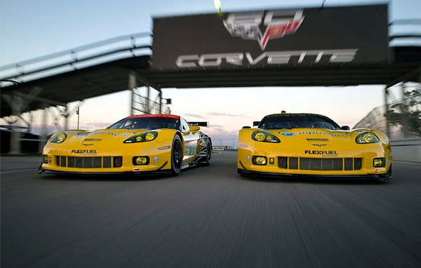 # 3 - 2013 ALMS GT2 - Team Corvette at Sebring - 01