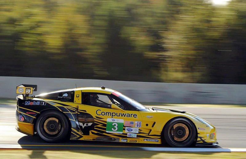 # 3 - 2012, ALMS GT2 - C6R-005 at Mosport - 20