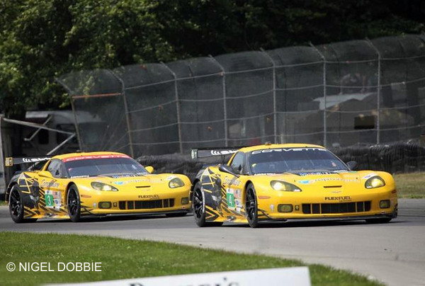 # 4 - 2012 ALMS GT2 - Corv Racing at Mid-Ohio - 01