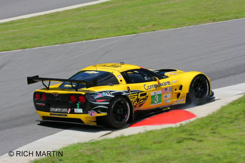 # 3 - 2013 ALMS GT2 - C6 R-005 at LRP - 04