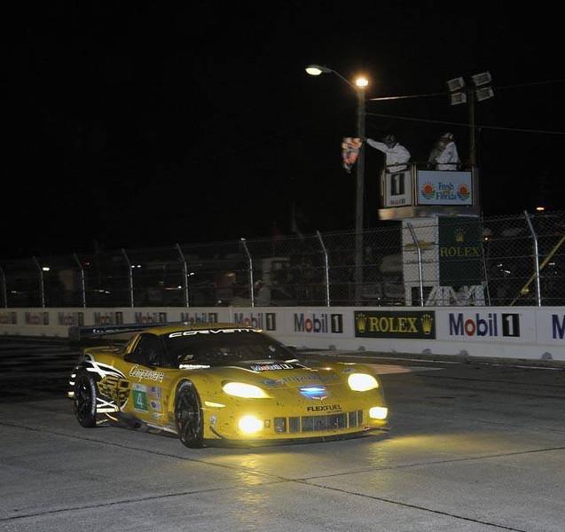 # 4 - 2013, ALMS GT2, Gavin & Milner win at Sebring