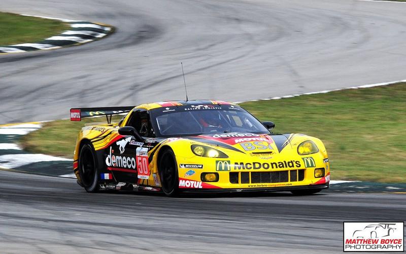 # 50 - 2011 - ALMS - Larbare at Petit Le Mans, Road Atlanta