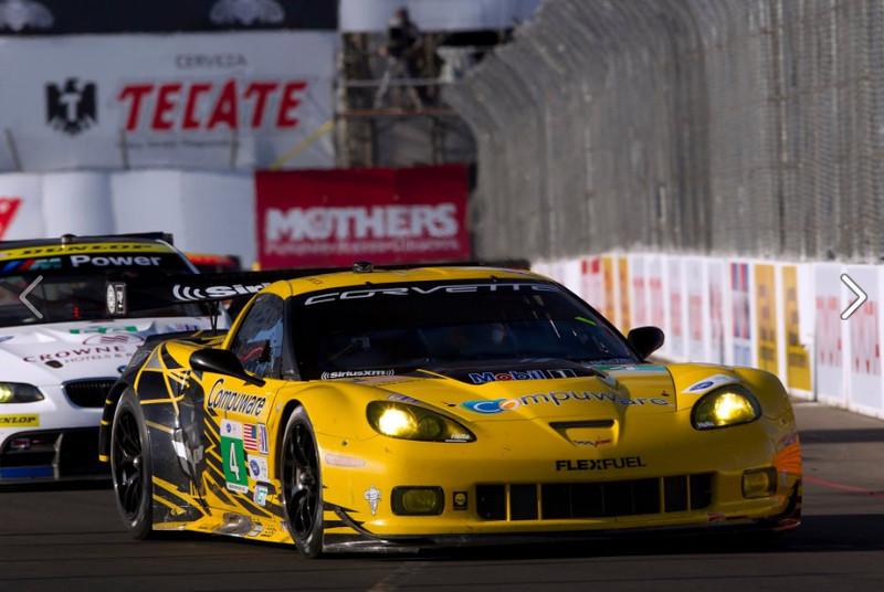 # 4 - 2012 ALMS GT2 - C6 R-006 at Long Beach - 10