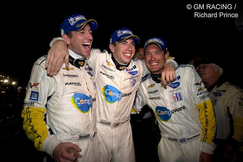 Corvette Racing Sebring 2013