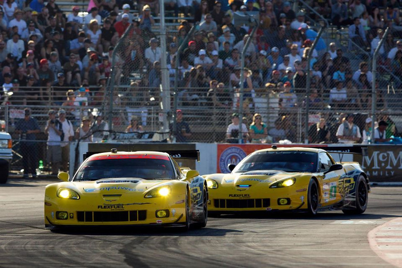 # 3 & # 4 - 2013, ALMS GT2 at Long Beach
