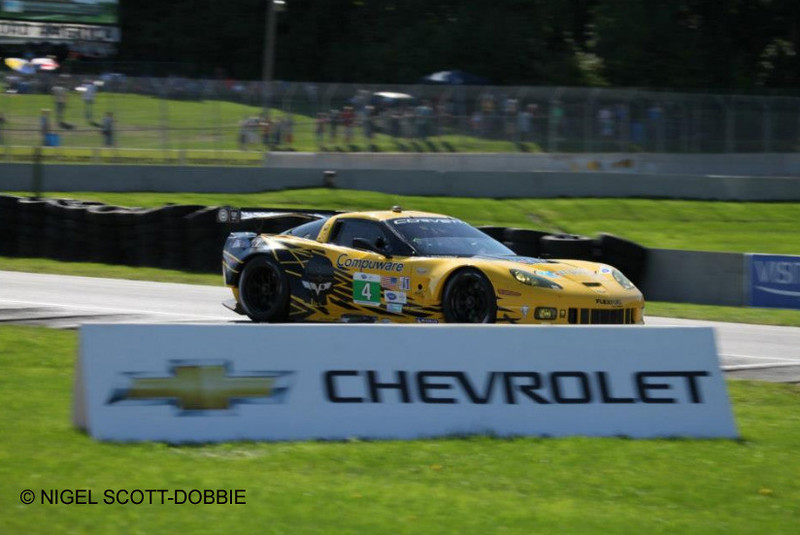 # 4 - 2012 ALMS GT2 - Corv Racing C6 R-006 at Rd Amer - 02