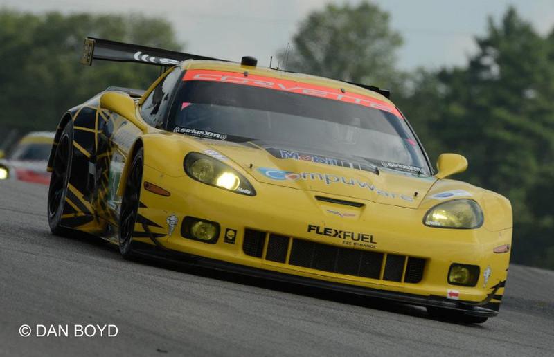 # 3 - 2012 ALMS GT2 - Corv -Racing- Mosport practice - 02