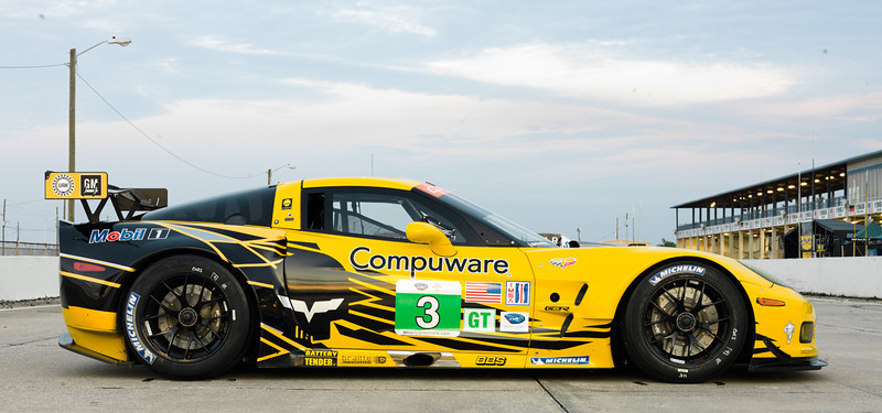 # 3 - 2012, Sebring debut of chassis GT2 005
