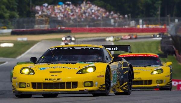 # 3 & 4 - 2012 - ALMS GT2, Mid - Ohio