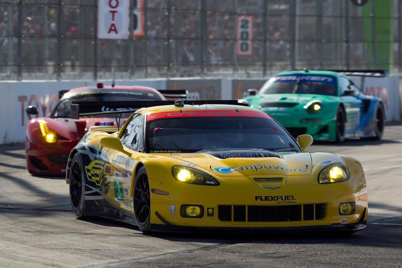 # 3 - 2013, ALMS GT2 at Long Beach
