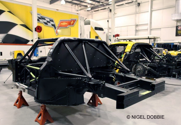 # 4, 74 - 2012 GT2 - Chassis # 006 under constgr