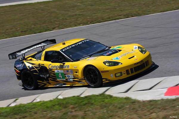 # 4 - 2012, ALMS GT2, LRP, Rich Martin photo