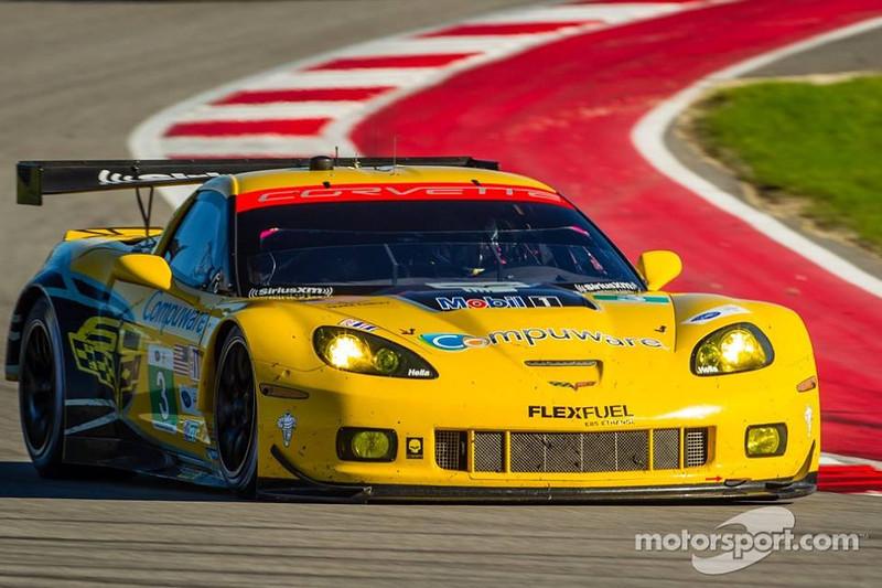 # 3 - 2013, ALMS GT2, Magnussen at tbd