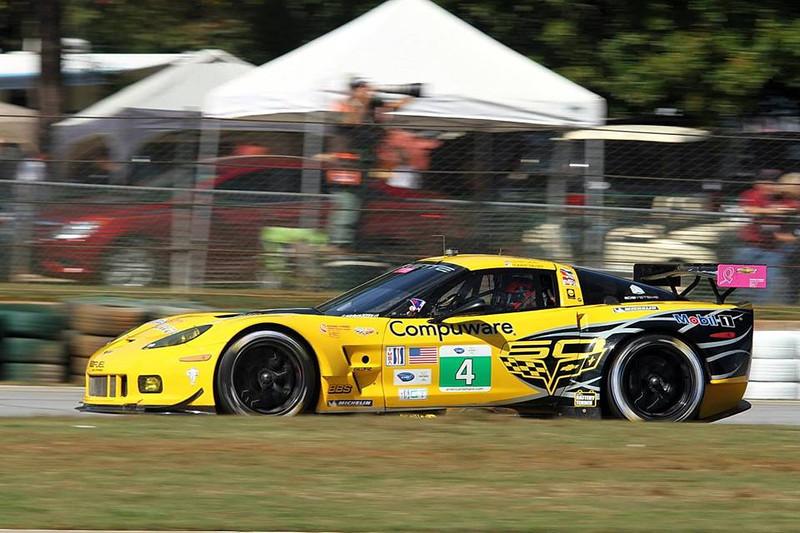 # 4 - 2013, ALMS GT2, Tommy Milner at Sebring