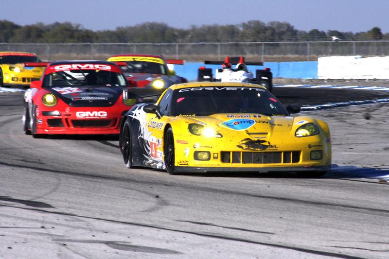 # 4 - 2010, ALMS GT2 at Sebring