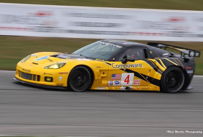 # 4 - 2009 ALMS GT2 at Mosport