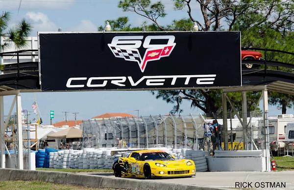 # 3 - 2011 ALMS GT2 - 2011 Sebring 12 Hour