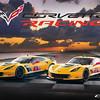 # 3 & # 4 - 2014 Fan Poster Petit Le Mans
