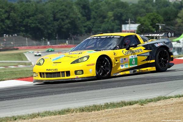 # 4 - 2011, ALMS GT2, Mid-Ohio Rich Martin