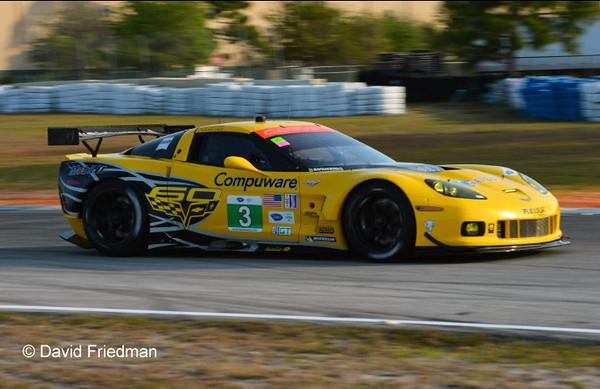 # 3 - 2013 ALMS GT2 - C6 R-007 at Sebring 12 hr - 05