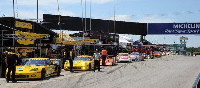 # 3, # 4 - 2011 - ALMS GT2 at Mosport