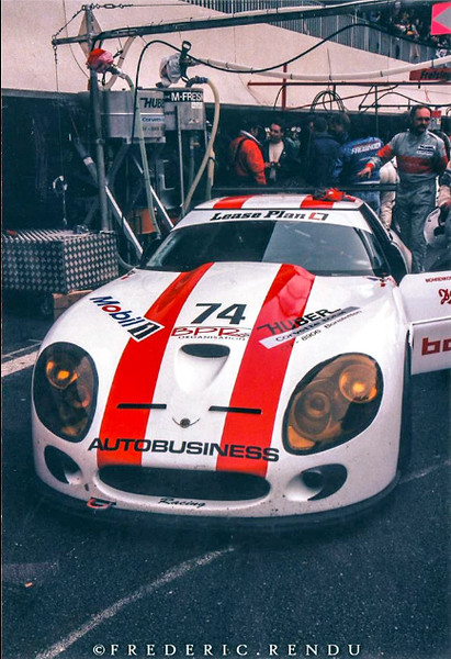 # 74 - 1996 FIA GT2 BPR, Team Schweiz, Hans Hauser & Kurt Huber Chassis 004 at Paul Ricard 03