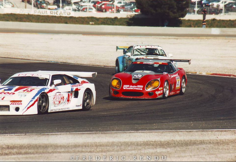# 4 - 1997 BPR - Agusta Racing -  02