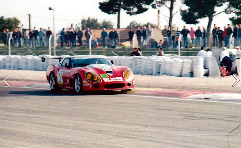 # 2 - 1995 BPR - Rocky Agusta at Paul Ricard - 04