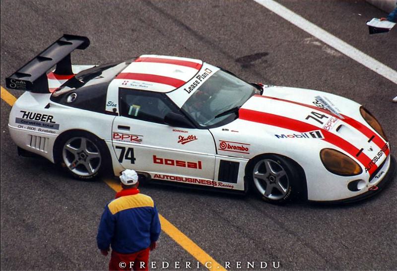 # 74 - 1996 FIA GT2 BPR, Team Schweiz, Hans Hauser & Kurt Huber Chassis 004 at Paul Ricard 01