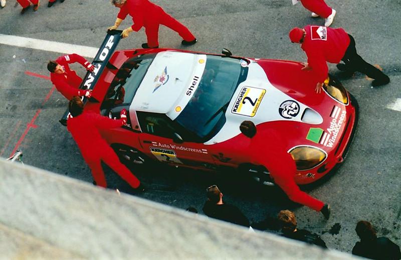 # 2 - 1995 BPR - Rocky Agusta at Paul Ricard - 01